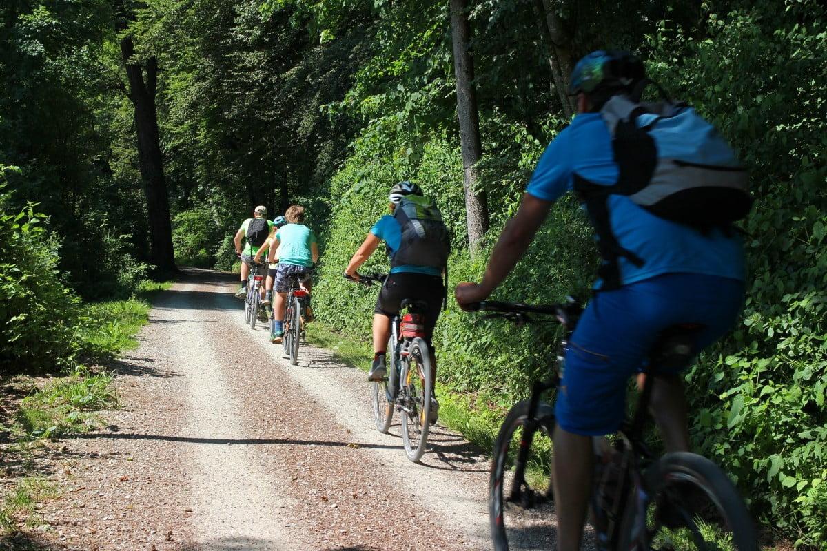 Cykelsemester i dalsland, Sverige